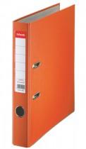 Регистратор 5см. А4 (PVC) Econom, оранж.
