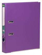 Регистратор 5см. А4 (PVC) односторонний, фиолет.