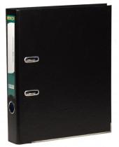 Регистратор 5см. А4 (PVC) односторонний, черн.