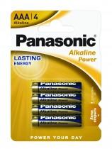Батарейка LR03 (AAA) Alkaline Power, 4шт./уп.
