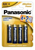 Батарейка LR6 (AA) Alkaline Power, 6шт./уп.
