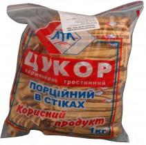 Сахар-песок 5гр., порционный, тростниковый, 200шт./уп.