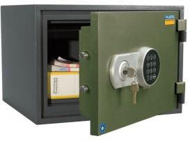 Сейф огнестойкий (320*420*350мм.), электронный кодовый замок