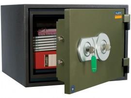 Сейф огнестойкий (320*420*350мм.), 2 ключевых замка