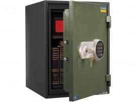 Сейф огнестойкий (494*361*405мм.), электронный кодовый замок