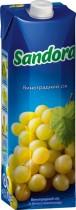 Сок Виноградный из белого винограда 0,95л.
