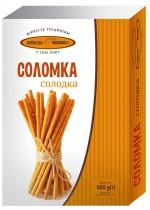 Соломка Сладкая, 400г.