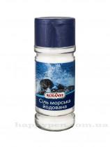 Соль морская йодированная 226г