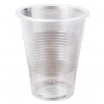 Стакан пластиковый 180мл., термо, 100шт./уп., прозр.