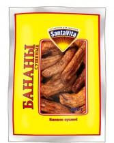 Сухофрукты Бананы сушеные 0,2кг. Сlassic