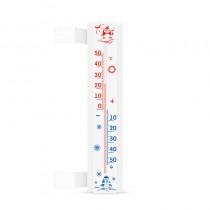 """Термометр наружный оконный """"Солнечный зонтик"""", боковое крепление"""