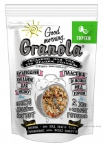 Готовый завтрак Гранола с орехами, 330гр.