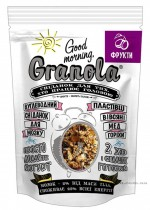Готовый завтрак Гранола с сухофруктами, 330гр.