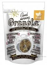Готовый завтрак Гранола с тропическими фруктами, 330гр.