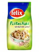 Фисташки Felix в пакете 200г.