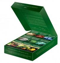 Чай в наборе PREMIUM TEA COLLECTION, 9 сортов листовго чая, 390г., ассорти