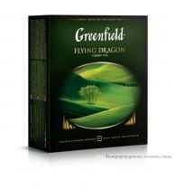 Чай зеленый классический Flying Dragon 100пак. по 2гр., термосаше