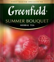 Чай травяной Summer Bouquet 100пак. по 2гр., термосаше, в пакете