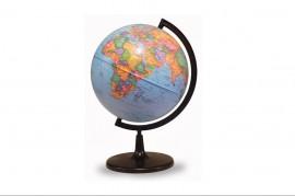 Глобус d-320мм., политический, лакированный