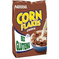 Готовый завтрак Корн Флейкс Какао с витаминами 450г.