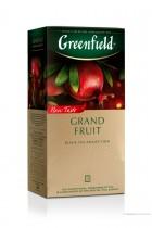 Чай черный ароматизированный Grand Fruit 25пак. по 1,5гр., термосаше