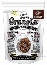 Готовый завтрак Гранола с шоколадом, 330гр.