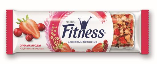 Батончик с цельными злаками и красными ягодами Фитнес 23,5г. Nestle - фото 2