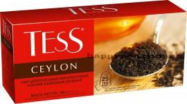 Чай черный классический Ceylon 25пак. по 2гр.