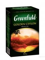 Чай черный классический Golden Ceylon 100гр.