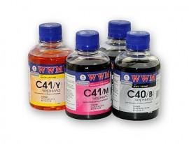 Чернила для струйных устройств CL41/51/CLI8/BCI-16 син.