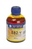 Чернило Epson Stylus Photo (YelloW) Е82/Y 200г.