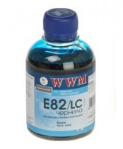 Чернило Epson Stylus Photo (Light Cyan) Е82/LC 200г.