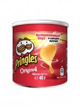 Чипси Pringles Original 40г.