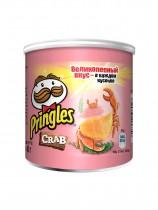 Чипси Pringles со вкусом краба 40г.