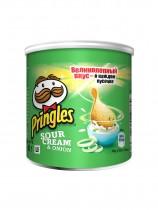 Чипси Pringles со сметаны и лука 40г.