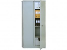 Шкаф архивный 3полки, (1996*915*458см.) метал., замок