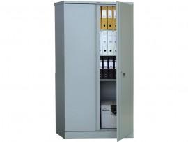 Шкаф архивный 3полки, (1830*915*458см.) метал., замок