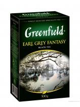 Чай черный ароматизированный Earl Grey Fantasy 100гр.