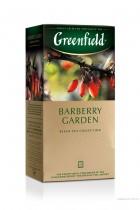 Чай черный ароматизированный Barberry Garden 25пак. по 1,5гр., термосаше