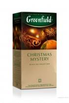 Чай черный ароматизированный Christmas Mystery 25пак. по 1,5гр., термосаше