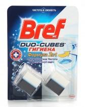 Кубики для унитаза Дуо Куб Гигиена 2шт./уп.