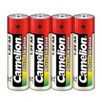 Батарейка LR6 Camelion Plus Alkaline, 4шт/уп