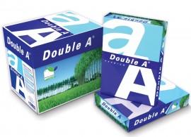 Бумага А4 80гр./м2. 500 листов Double A