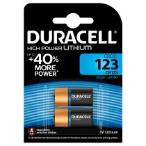 Батарейка DL123A (CR123) Ultra, 3V, 2шт./уп.