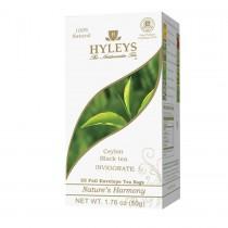Чай Гармонія природи, черный, 25пак. по 1,5гр., пакетик в фольге