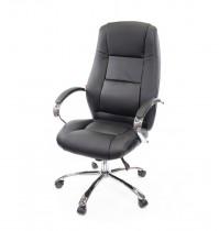Кресло для руководителя Оран CH ANF экокожа, черн.