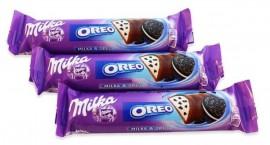 Батончик шоколадный Oreo, 37г.