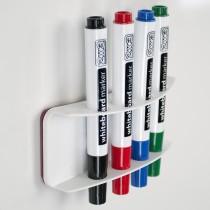 Держатель для маркеров магнитный на 4 маркера Classic, вертикальный