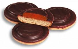Печенье Галиция с малиновым вкусом, 1,7кг.