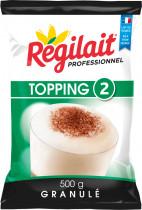 Сухое молоко 20% молока Topping 2, 0,5кг.